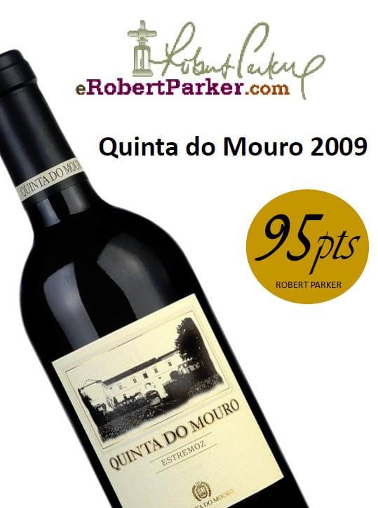 Quinta do Mouro Tº 2009 recebe 95 pontos por Robert Parker